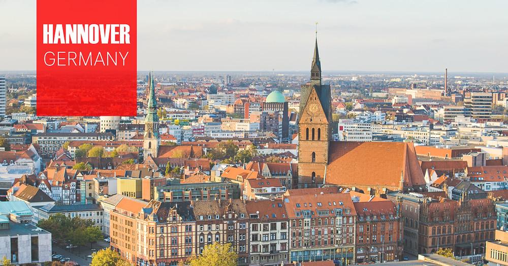 Hannover (ฮันโนเวอร์) ศูนย์กลางความเจริญและแหล่งอุตสาหกรรมระดับประเทศ