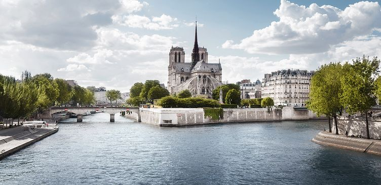 SEINE EXPERIENCE THE NORMANDY