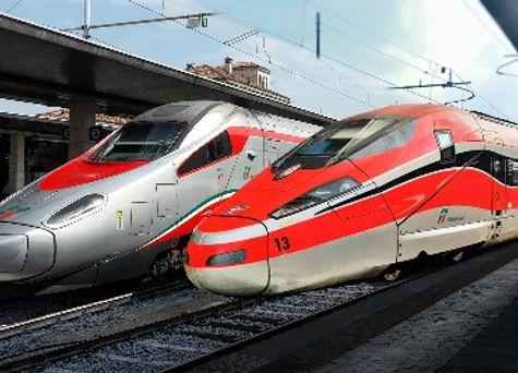 จองตั๋วรถไฟอิตาลี Trainitalia