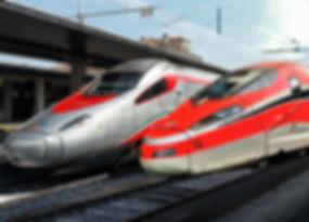 Train Italy ซื้อตั๋วรถไฟอิตาลี