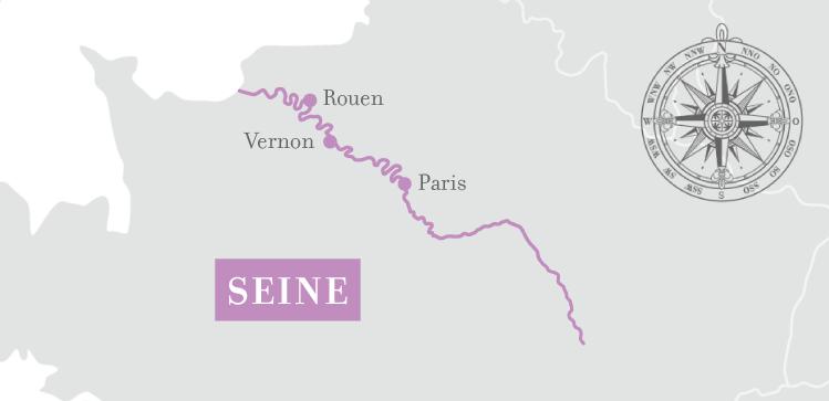 RENDEZ-VOUS ON THE SEINE WITH PARIS