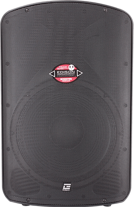 "Edison - 15"" 2,000 Watts PMPO Bluetooth Party Speaker"
