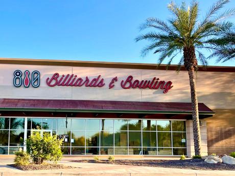 Coming Soon: 810 Billiards & Bowling