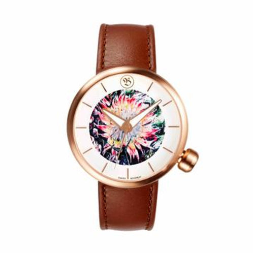 LIMITED EDITION Scott Marsh Signature Watch | Rose Gold