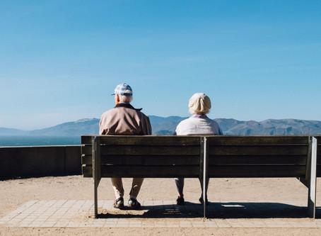De levenskunst van wijs en liefdevol oud worden.