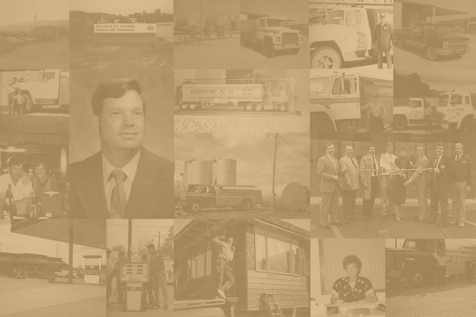 Luebbering Company History