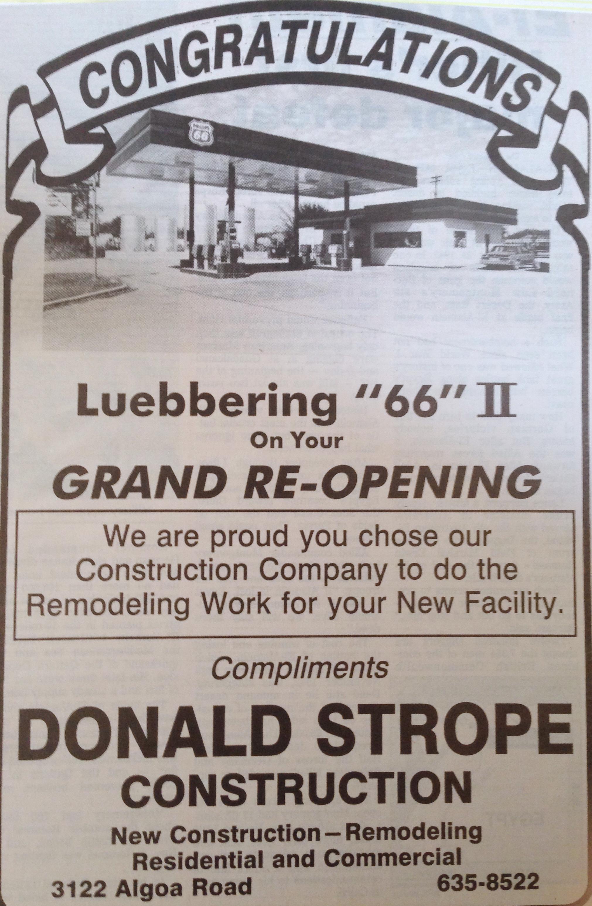 Luebbering's 66 II