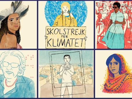 Livro conta 21 histórias de estudantes que transformaram a educação
