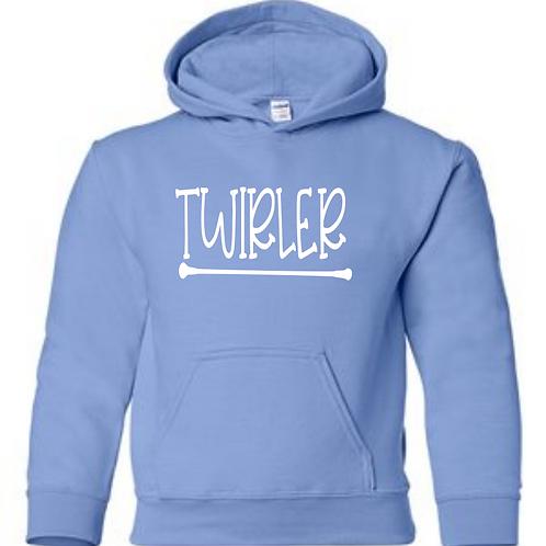 Fun Twirl  - Hooded Blue