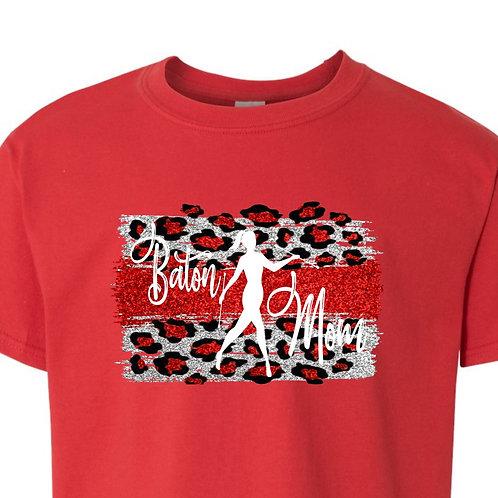 Twirl Mom - Red spots