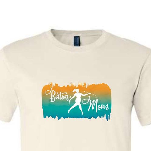 Twirl Mom - beachy color design