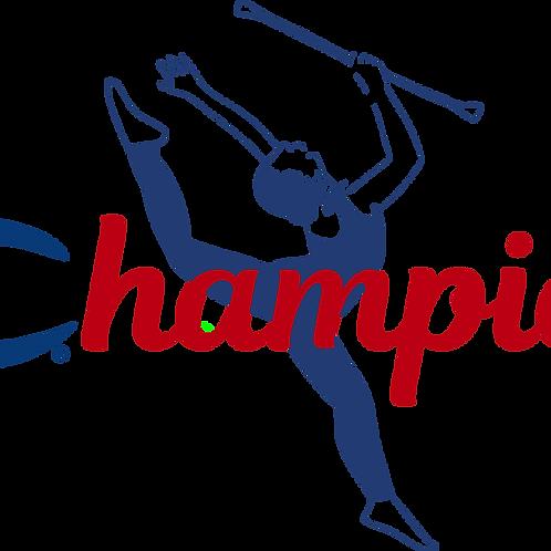 Baton Twirler - Champion