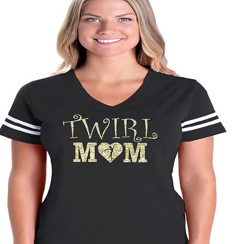 Twirl Mom - Jersey
