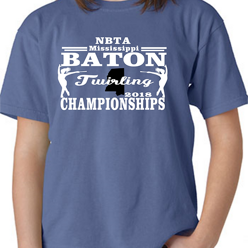 Official 2018 Mississippi State Championship Shirt