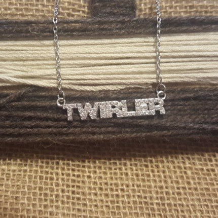 TWIRLER Necklace