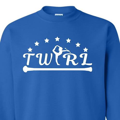 Youth Crew Sweatshirt - Royal