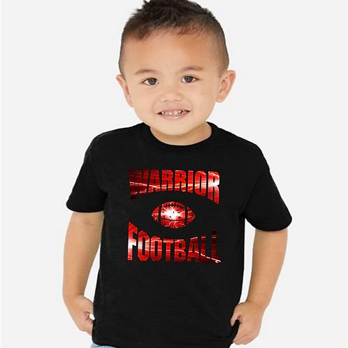 Warrior Football light effect tee