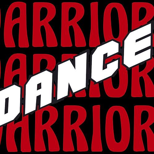 Dance Team - bubble letters
