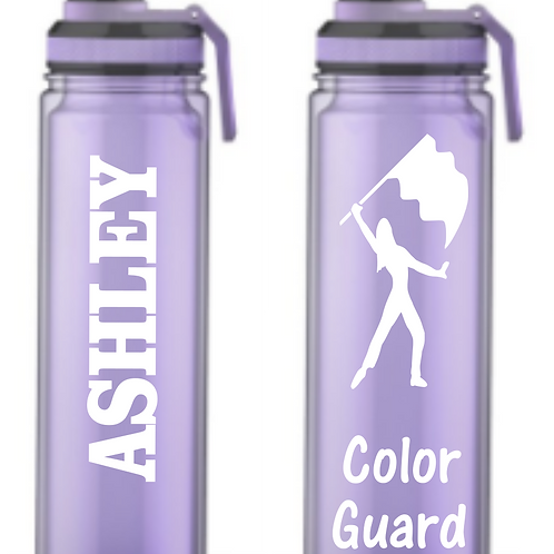 Double Wall Sports Bottle - Color Guard