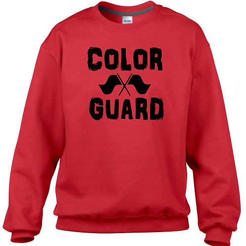 Color Guard Sweatshir