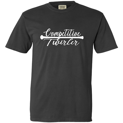 Comfort Color - Competitive Twirler