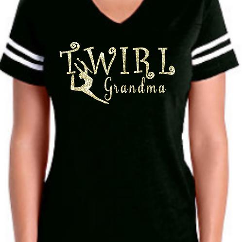 Twirl Grandma - Jersey