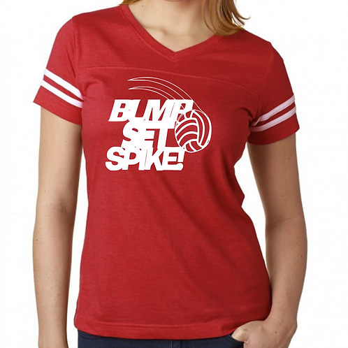 Bump, Set, Spike - Varsity Jersey