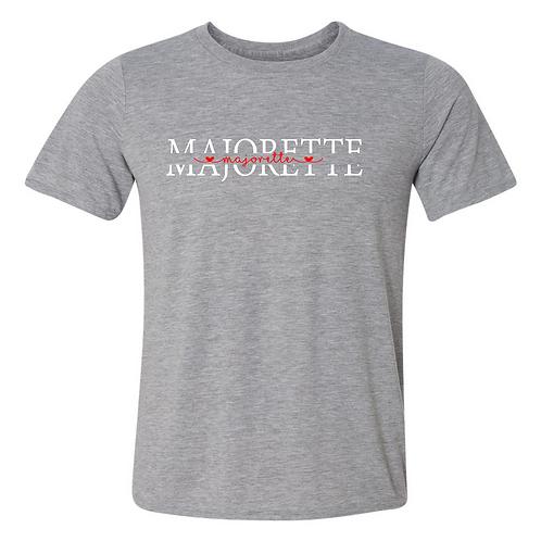 Majorette  -split word