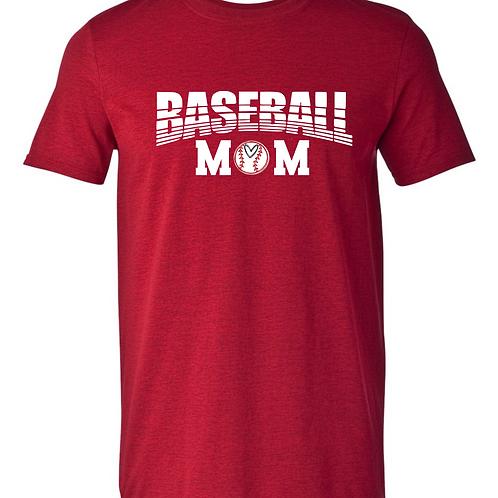 Baseball Strips Mom