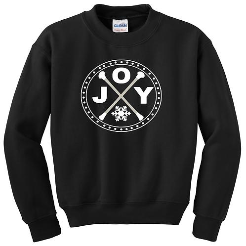 JOY Twirler Sweatshirt - Black