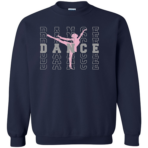 Mirror Dance with Dancer Sweatshirt