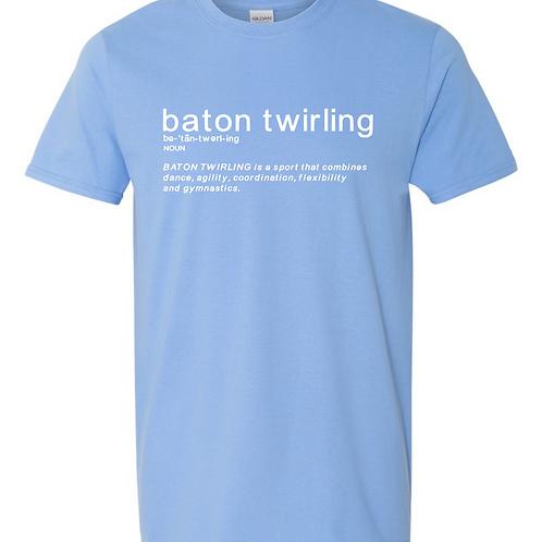 Baton Twirler Tee