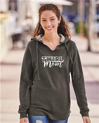 Twirl mom sweatsirt