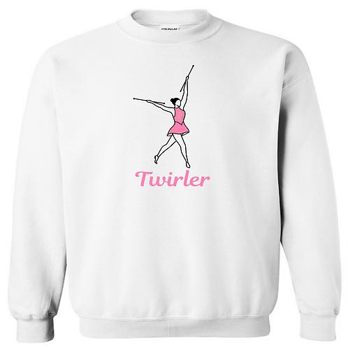 MSJ Twirler Crew Sweatshirt