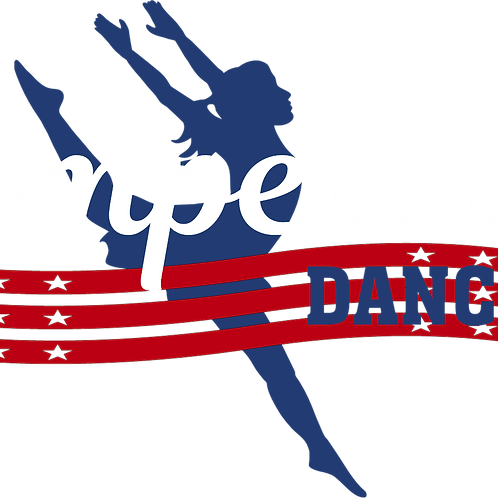 Competitive Dancer - strips