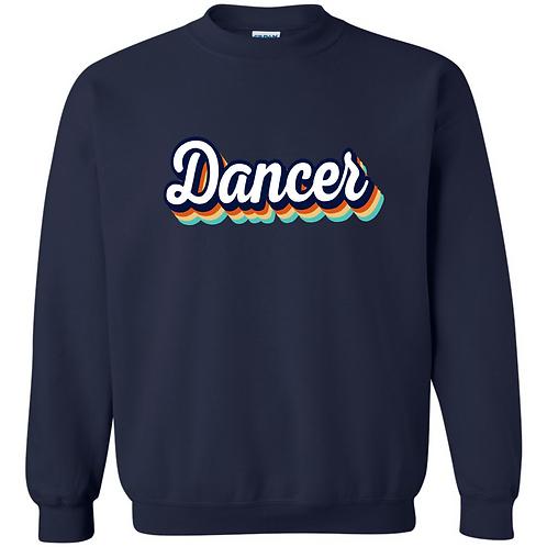 Retro Dancer Sweatshirt