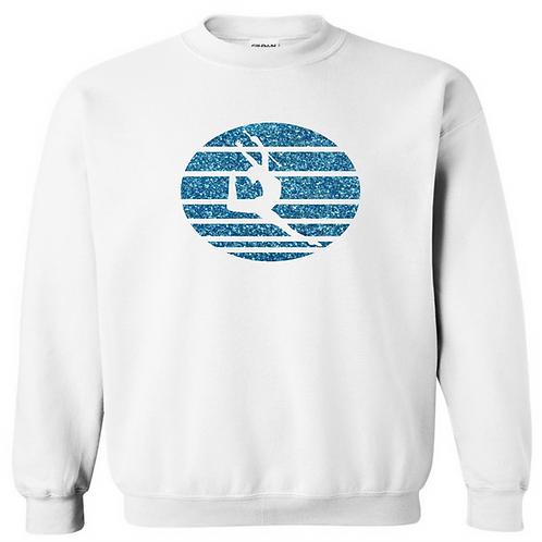 Circle Twirler - Crew Sweatshirt