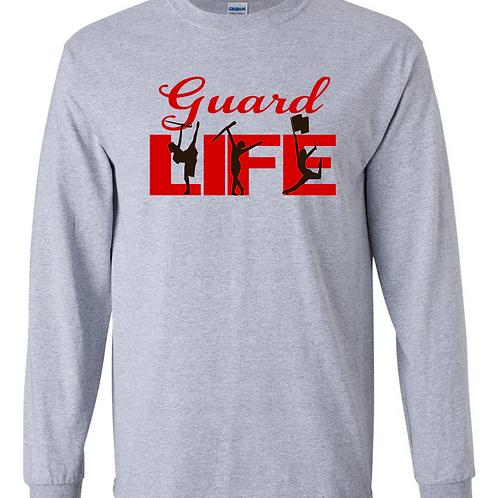 L/S Grey -Guard
