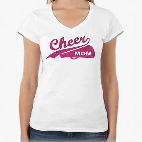 Cheer Mom - V Neck