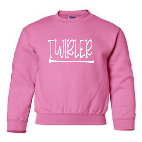 Fun Youth Twirl Sweatshirt
