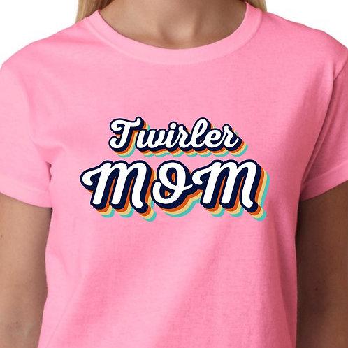 Retro Twirler Mom