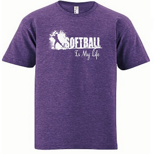 Softball is my life