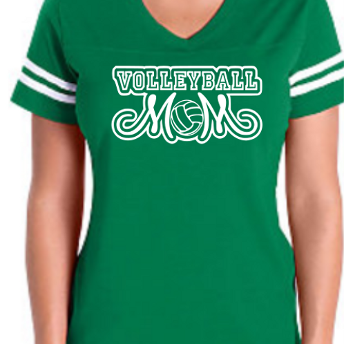 Volley Ball Mom - Jersey