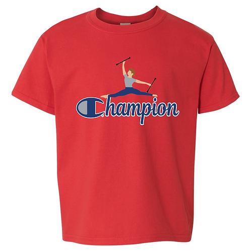 Champion Guys - Red Shirt