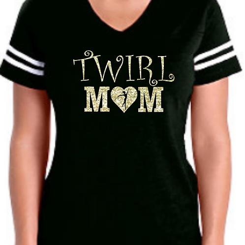 Fancy Twirl Mom - Jersey