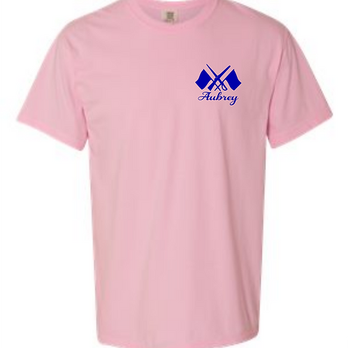 Personalized Guard Tee - Comfort Color