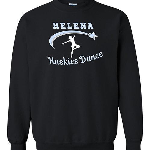 Helena Huskies Dance Sweatshirt