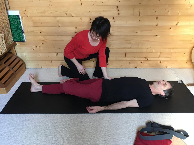 rotation externe de hanche