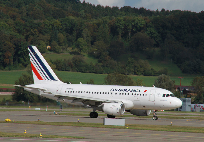 AIR FRANCE  F-GUGQ