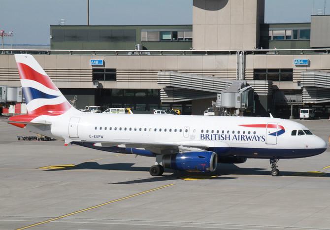 BRITISH AIRWAYS  G-EUPW